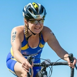 ITU Long Distance Triathlon World Championships - Linda Carlsson (497)