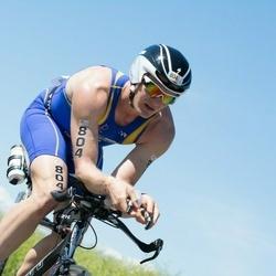 ITU Long Distance Triathlon World Championships - Jakob Karlson (804)