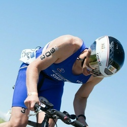 ITU Long Distance Triathlon World Championships - Johan Larsson (903)