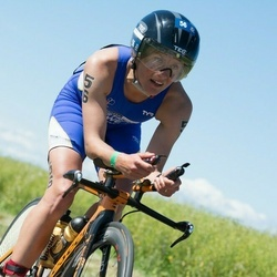 ITU Long Distance Triathlon World Championships - Eva Nystrom (56)