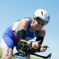 ITU Long Distance Triathlon World Championships - Monica Sjans (698)
