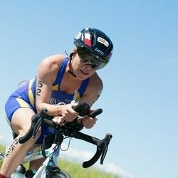 ITU Long Distance Triathlon World Championships - Christina Comstedt (552)