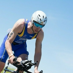 ITU Long Distance Triathlon World Championships - Markus Hagberg (845)