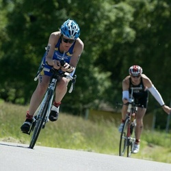 ITU Long Distance Triathlon World Championships - Ulrika Wernstål (597)