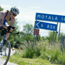 ITU Long Distance Triathlon World Championships - Michaela Wallin (447)