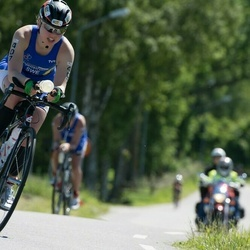 ITU Long Distance Triathlon World Championships - Ingrid Kjellström (407)