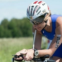 ITU Long Distance Triathlon World Championships - Åsa Elmskog (563)