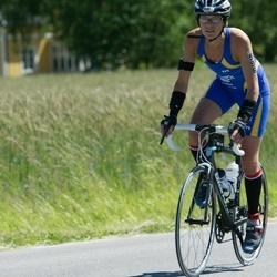 ITU Long Distance Triathlon World Championships - Anna Hammer (596)