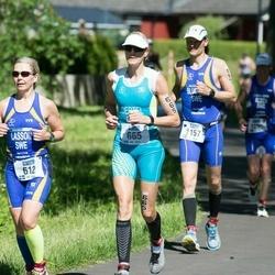 ITU Long Distance Triathlon World Championships - Pia Lasson (612), Ana Oertel (665), Urban Blücher (1157)