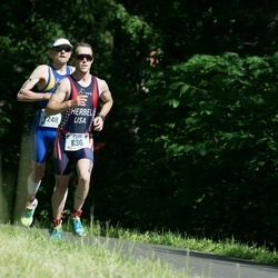 ITU Long Distance Triathlon World Championships - Katherine Tobin (474), Andrew Herbel (836), Thor Wahlberg (1248)