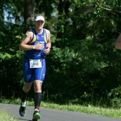 ITU Long Distance Triathlon World Championships - Bobby Granath (860)