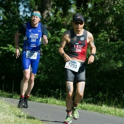 ITU Long Distance Triathlon World Championships - Ralph Peeker (1225), Russell Lew (1253)
