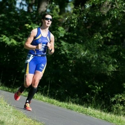 ITU Long Distance Triathlon World Championships - Sophie Berg (401)