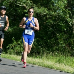 ITU Long Distance Triathlon World Championships - Mia Fogel (557)