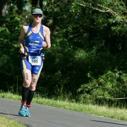 ITU Long Distance Triathlon World Championships - Eva-Lott Elefant (595)