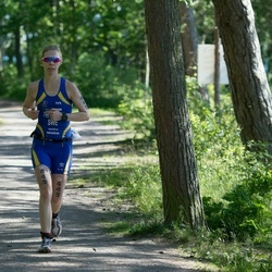 ITU Long Distance Triathlon World Championships - Tina Fritzson (449)