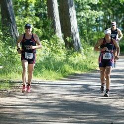 ITU Long Distance Triathlon World Championships - Martha Ying (689), Kimberly Peterson (715)