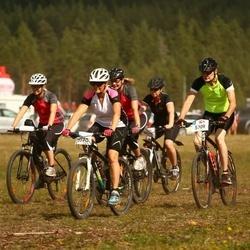 Cycling 45 km - Eva Nilsson (5570), Dan Perlid (5709)