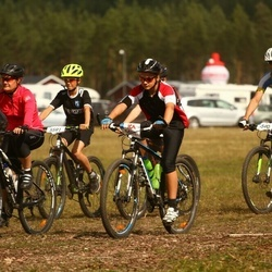 Cycling 45 km - Felix Bergman (5591), Philip Bergström (5621)