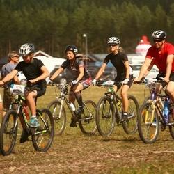 Cycling 45 km - Patrik Näs (5538), Eva Askerfelt (5733), Karin Askerfelt (5735)