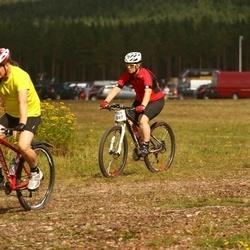 Cycling 45 km - Christina Stegervall (5597), Lars Larsson (5745)