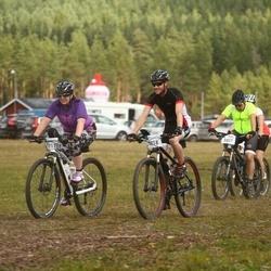 Cycling 45 km - Johanna Burge (5717)