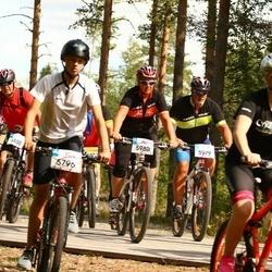 Cycling 45 km - Eva Karlsson (5980)