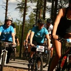 Cycling 45 km - Åsa Hellström (5964), Anton Nilsson (5965)