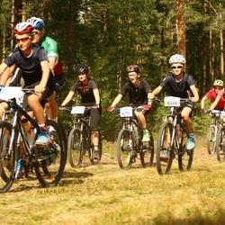 Cycling 45 km - Atle Bjerneld (6120), Hugo Nilsson (6238)