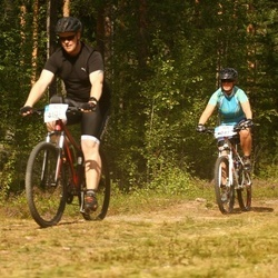 Cycling 45 km - Emilie Ståhl (6047)