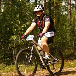 Cycling 45 km - Lisa Spalin (6233)