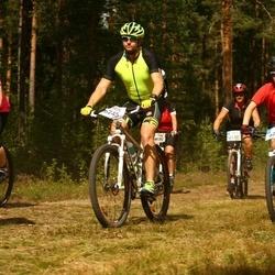 Cycling 45 km - Kevin Jansson (6244), Jesper Schwamberg (6245)
