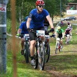 Cycling 45 km - Martin Lööv (4710)