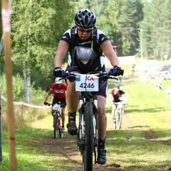 Cycling 45 km - Gabriella Rönneberg Laine (4246)