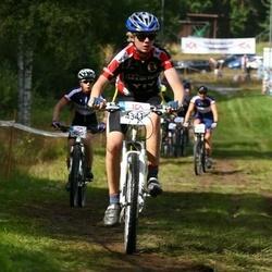 Cycling 45 km - Isak Landin (4341)