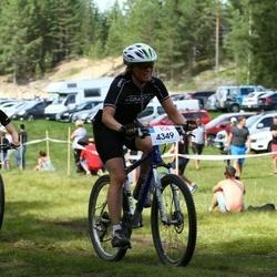 Cycling 45 km - Kristin Knubbe (4349)