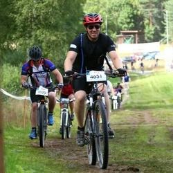 Cycling 45 km - Anders Wallén (4651)