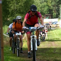Cycling 45 km - Jenny Ångman (4318)
