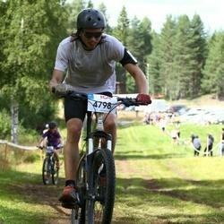 Cycling 45 km - Oskar Rydén Öhman (4798)