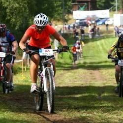 Cycling 45 km - Kristina Musslinder (4297)