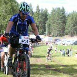 Cycling 45 km - Monica Augustsson (4236)