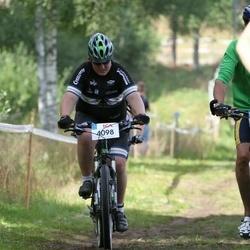 Cycling 45 km - Robert Skeppström (4098)