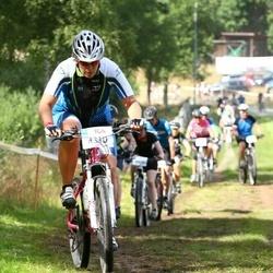 Cycling 45 km - Fredrik Erlandsson (4340)
