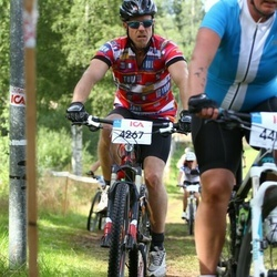 Cycling 45 km - Mattias Karlsson (4267)