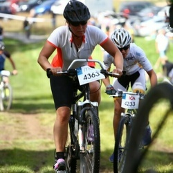 Cycling 45 km - Sara Huss (4363)