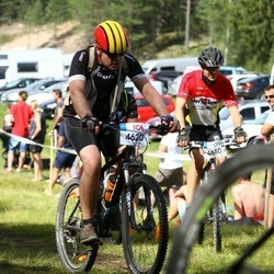 Cycling 45 km - Mikael Printz (4620)