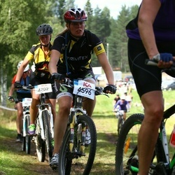 Cycling 45 km - Hanna Ferner Linde (4596)