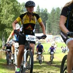 Cycling 45 km - Jennie Boström Geijer (4702)