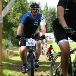 Cycling 45 km - Mikael Axelsson (4698)