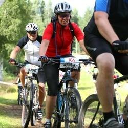 Cycling 45 km - Bo Anders Larsson (4305), Jennifer Björklund (4984)